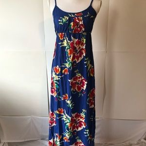 Old Navy Maternity maxi dress womens size small